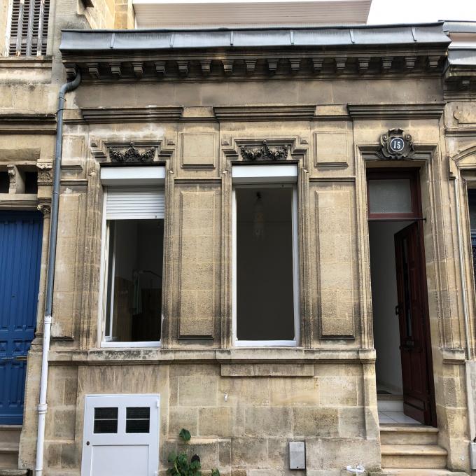 Offres de location Maison Bordeaux (33000)